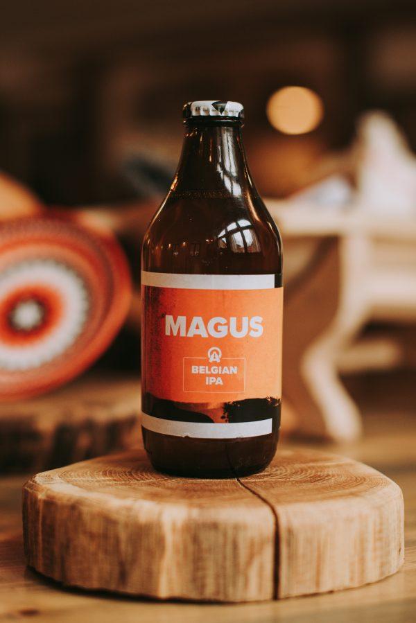 sticla de bere artizanala Magus - Belgian IPA